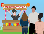 Candy for Passwords by pinguino