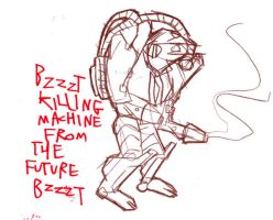 BZZZT by MANeatingCLOTHES