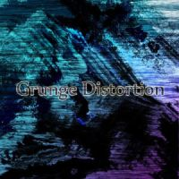 Grunge Distortion Brushes by Kevinleyrobinho