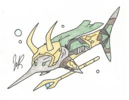 Loki Laufeysword by MaidenofIron157