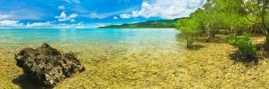 Tropical panorama by MotHaiBaPhoto