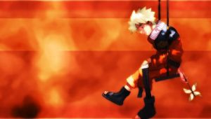 Naruto Swing - PSP WP by Janku-Roketto