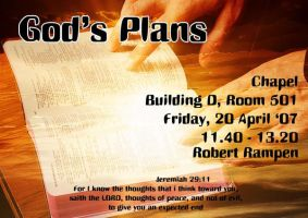 God's Plan by kn33cow