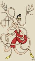 Plastic Man by ZlayerOne