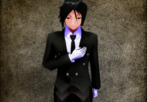 His Butler, Newcomer... by PrincessEve1