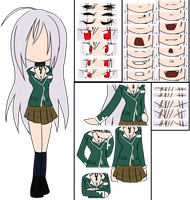 Inner Moka Emotion Sheet by Sakura-wind