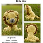 Little Lion by NerdyKnitterDesigns