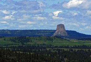 Belle Fourche Valley  by TRunna