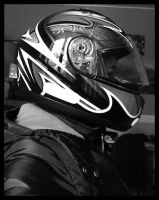 Motorcyclist_ID by LuciRamms