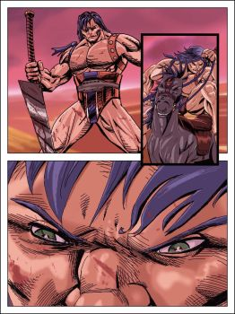 Barbarian page by shanepeters
