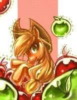 APPLE TIEMU by mallary