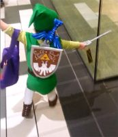 Wake up wind! by HyruleHobbies