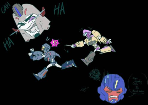 Childish gangs by miss-POH