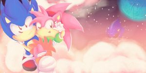 Sonic CD picture by XibalbaPiixan