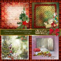 Preview  4Christmaspaper by Creativescrapmom