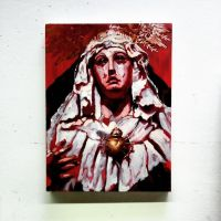 Mater Dolorosa by OpenWoundsArt