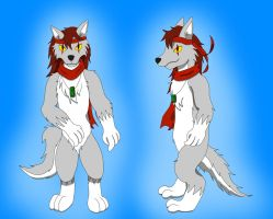 Random Wolf adopt (closed) by PhoenixWulf