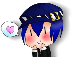 Chibi Naoto - I feel so giddy by cottoncandyFRIZZ
