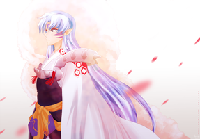 Sesshomaru by sutalight