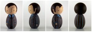 Tenth Doctor Doll by renton1313