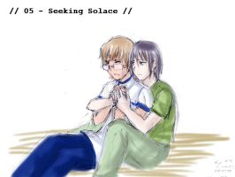 TC Theme 05 - Seeking Solace by ChibiEdo