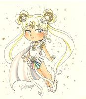 Sailor Cosmos by Sybil-chan