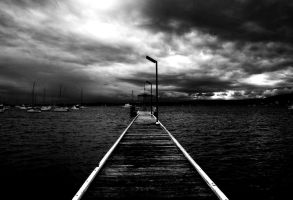 The Pier by electrickery