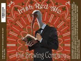 Irish Red Ale by 3ravenes