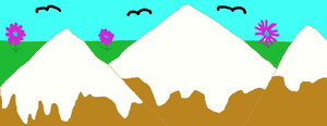mountains can be stock by skippymyboy