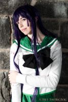 Portrait of a Saeko-path by TheBigTog