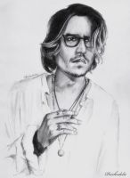 Johnny Depp 2 by psichodelicfruit