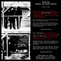 Day against the Death Penalty by EyeDance