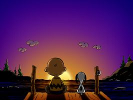 Charlie Brown by leonardocharra