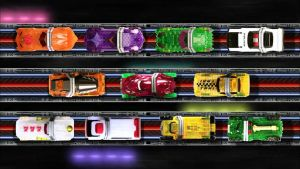 Kamen Rider Drive - Overview of the Shift Cars. by Kamen-Riders