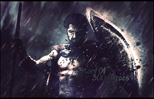 300 movie by NorisoRu