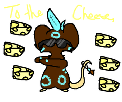 TO THE CHEESE, TO THE HOLE by xCurlygoRawwrz