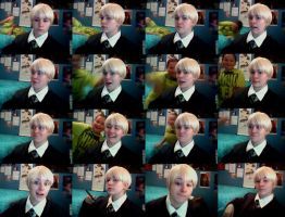 Draco Malfoy Cosplay by Catchmewithyourlips