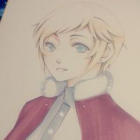 1st Request: Greenland OC for Hetalia by thumbelin0811