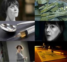 Helen McCrory as Ann B.-- The Cat Lady Dreamcast by InuXKag4ever