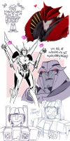 Sketchdump3: robot time by renata-young