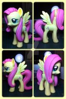 Design a Pony Fluttershy (commissioned) by BazSg