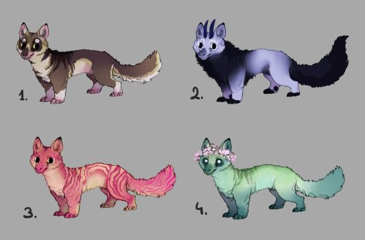 Creatures adopts [3/4 OPEN] by adopts4dayz