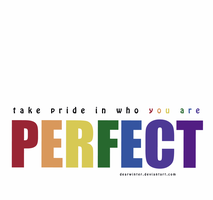 you are perfect by dearwinter
