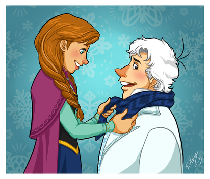 FROZEN - ohnoishipit by heavensong