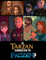Is Tarzan Connected to Frozen? by Jarvisrama99