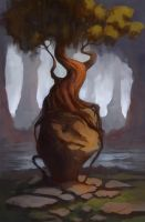 The tree by Sormia