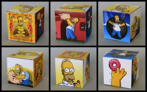 homer vector freebie box by ikarusmedia