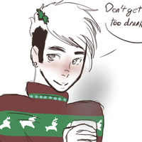 Gabe's Christmas by XxD3lIlaHxX
