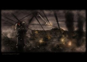 Reapers art of destruction by zevenstorms