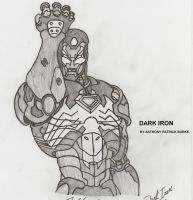DARK IRON by aburke81